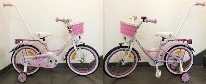 Rowerki dziecięce Virginia 2019 już dostępne !!